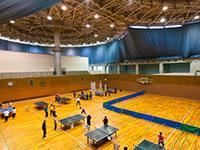 鶴見緑地 スポーツセンター
