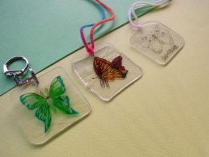 昆虫教室プラバン
